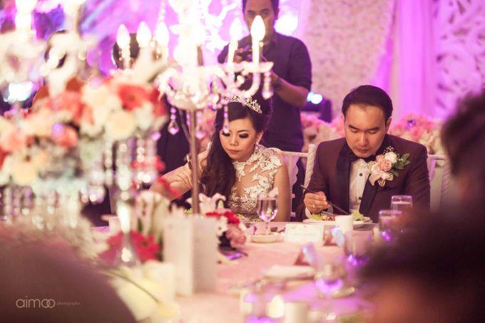The Wedding of Robby & Selvy by Nathalia TAN Makeup Artist - 013