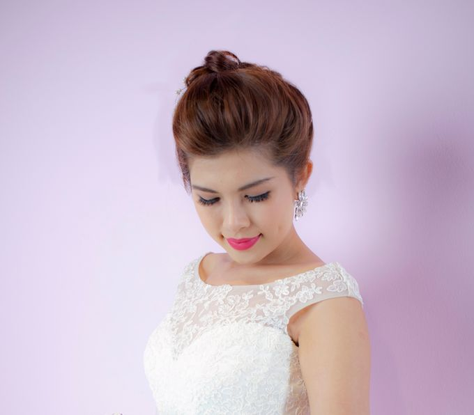 Trial Makeup/Hairdo/Gowns - WhatsApp 9639 8626 by Cathy Loke - 008