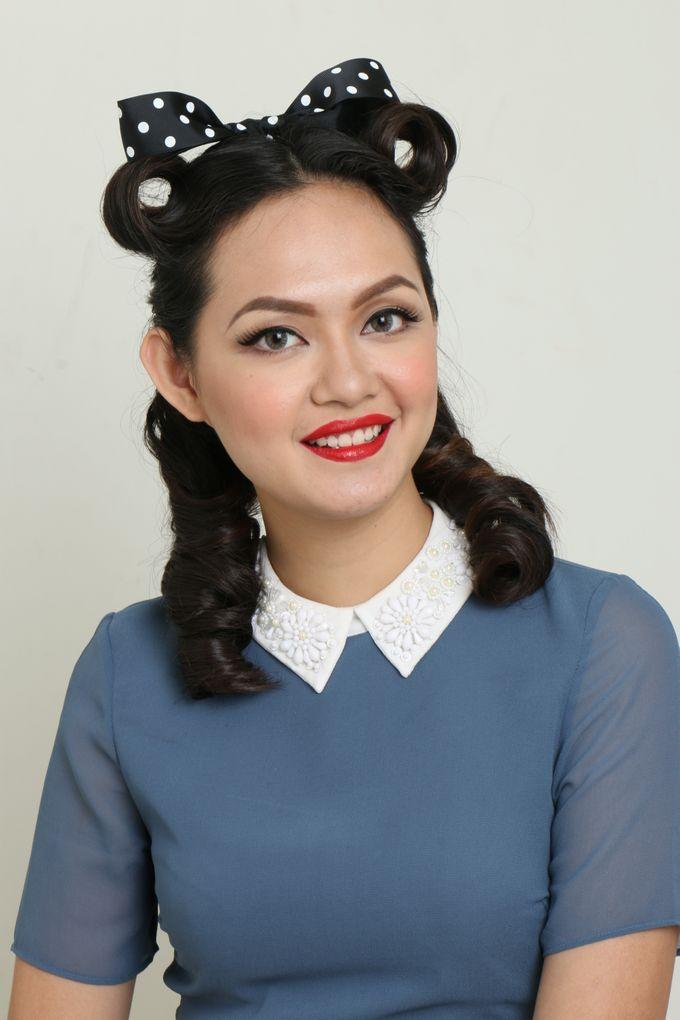 romantic wedding makeup by kintan yulita - 005
