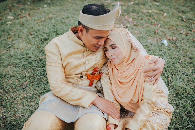 FARISH & AMALINA by medyandmika - 012