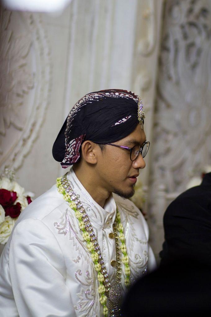 The Wedding of Sylvania Marchellina Suhartono & Jannata Giwangkara by Pancarona Creative Visual - 003