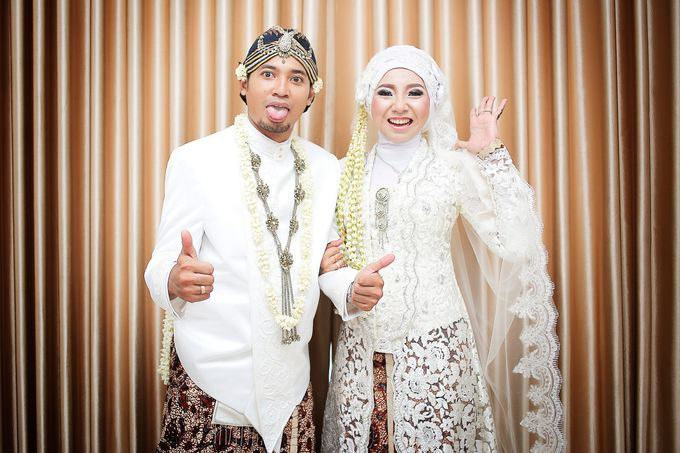 Kinan & Falah Wedding Day by Faust Photography - 008