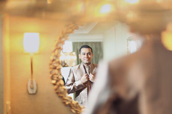 Saffana & Harish Wedding Reception by JAYSU Weddings by Jacky Suharto - 006
