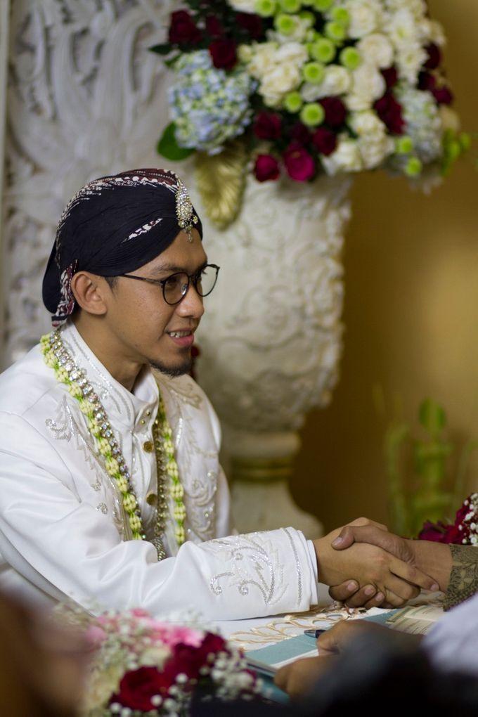 The Wedding of Sylvania Marchellina Suhartono & Jannata Giwangkara by Pancarona Creative Visual - 006