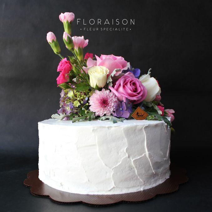 Gateau de Fleur by Floraison - 007