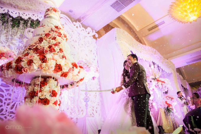 The Wedding of Robby & Selvy by Nathalia TAN Makeup Artist - 014