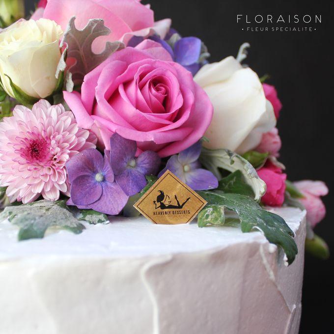 Gateau de Fleur by Floraison - 008