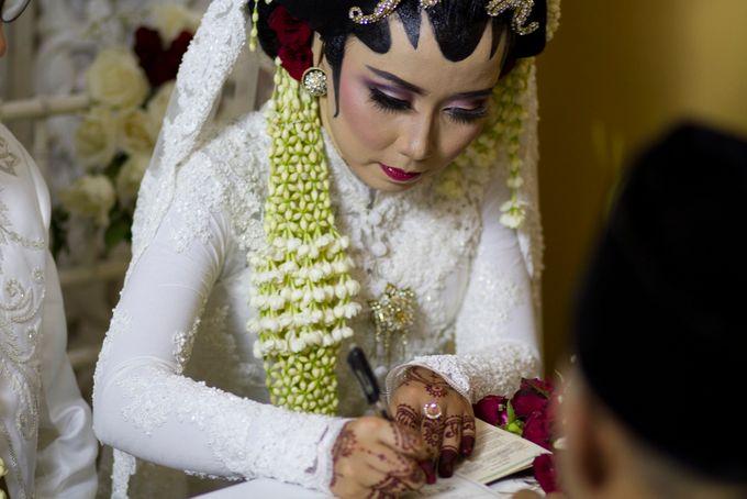 The Wedding of Sylvania Marchellina Suhartono & Jannata Giwangkara by Pancarona Creative Visual - 014