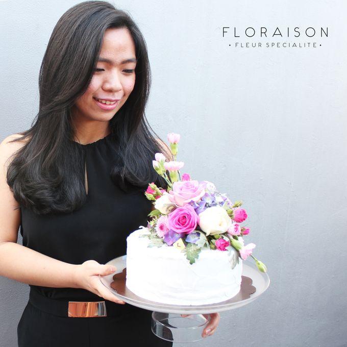 Gateau de Fleur by Floraison - 009