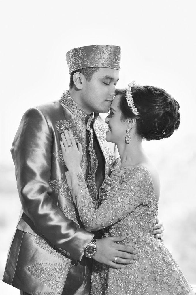 Saffana & Harish Wedding Reception by JAYSU Weddings by Jacky Suharto - 009