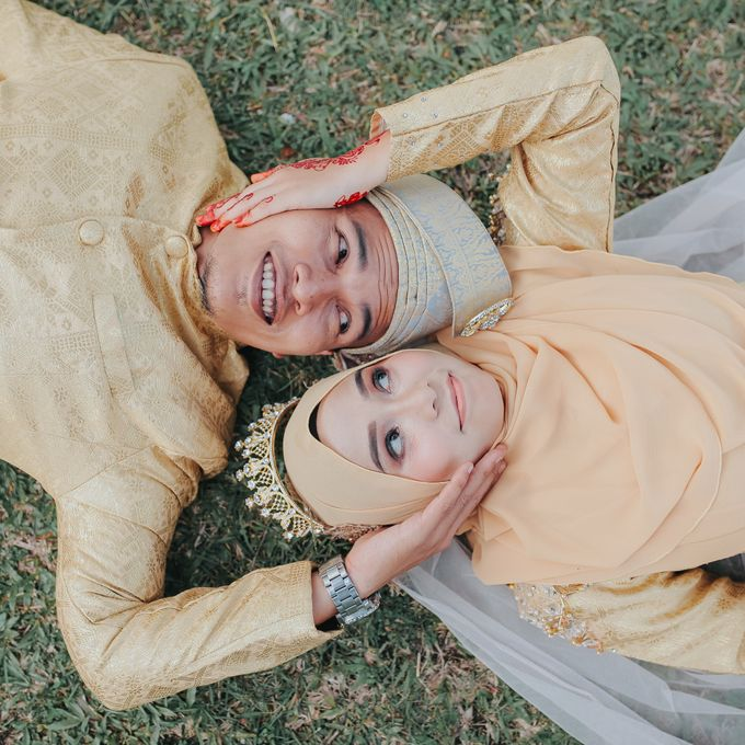 FARISH & AMALINA by medyandmika - 015