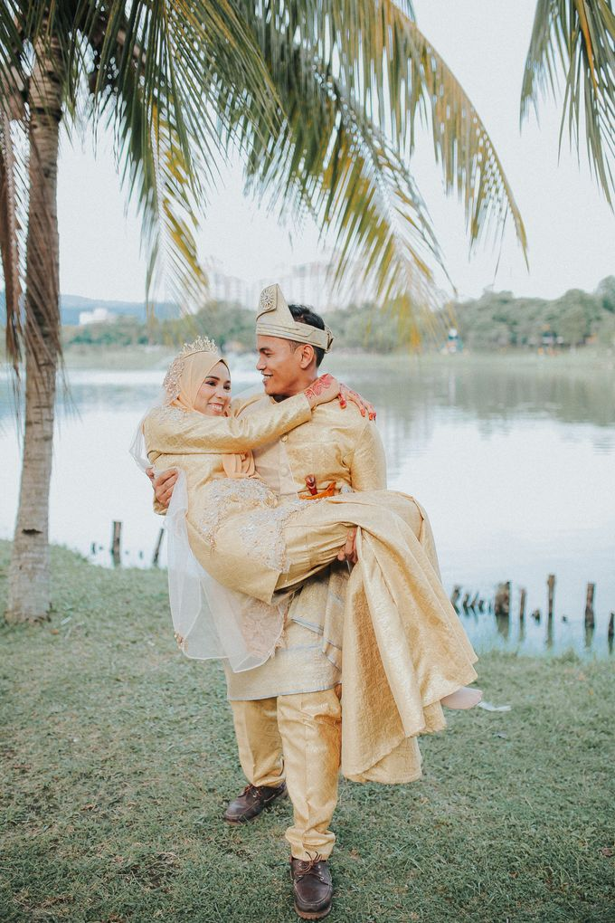 FARISH & AMALINA by medyandmika - 016