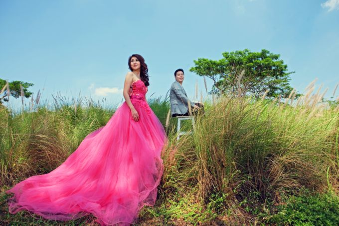 Prewedding by Makeup by Ie - 003