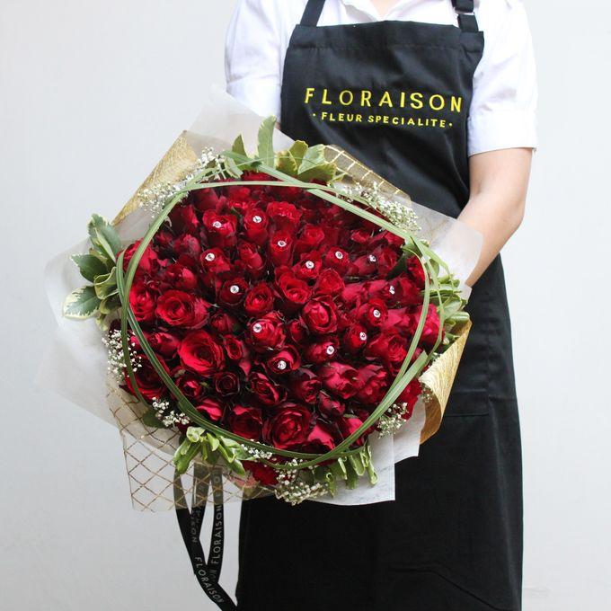 Hand Bouquet by Floraison - 007
