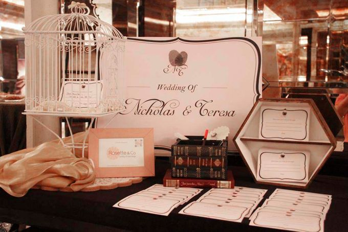 Wedding of Nick & Teresa by Rosette Designs & Co - 011