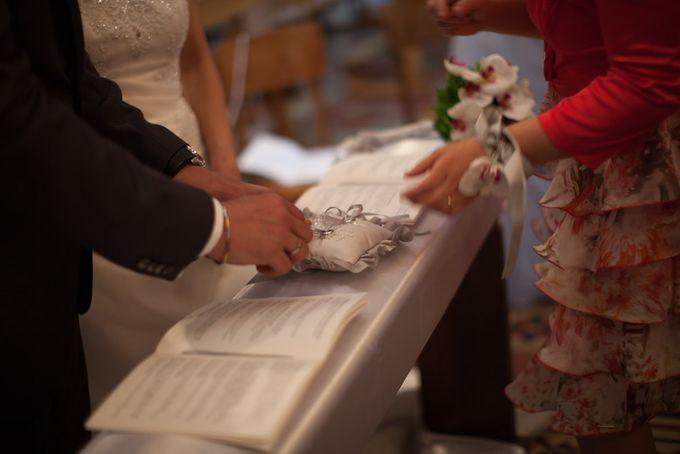 Romantic light pink wedding by Sogni Confettati - 008