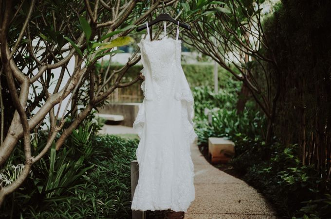 Wedding Of Yoseph and Olivia by éL Hotel International - 002