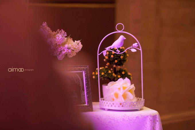 The Wedding of Robby & Selvy by Nathalia TAN Makeup Artist - 023