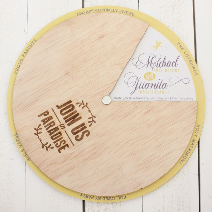 INVITATION - wheel of love by The Bride and Butter - 004