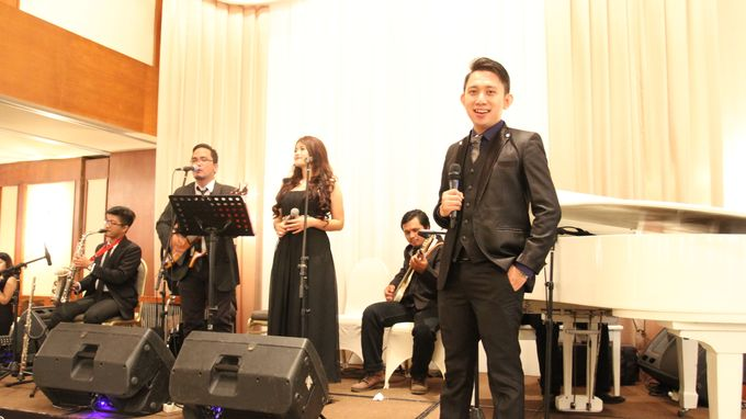 Wedding event at Millenium Hotel by X-Seven Entertainment - 003
