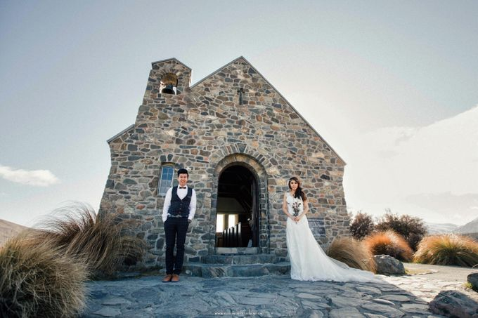 New Zealand Pre Wedding by Basetime Production - 006