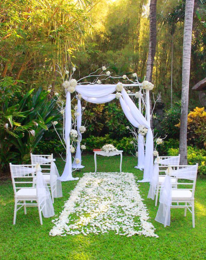Patrick & Kristina Wedding by Meliá Bali Indonesia - 008