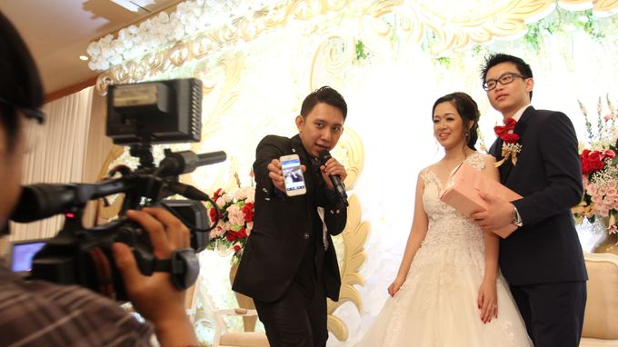 Wedding event at Millenium Hotel by X-Seven Entertainment - 005