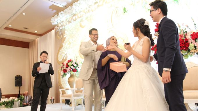 Wedding event at Millenium Hotel by X-Seven Entertainment - 001