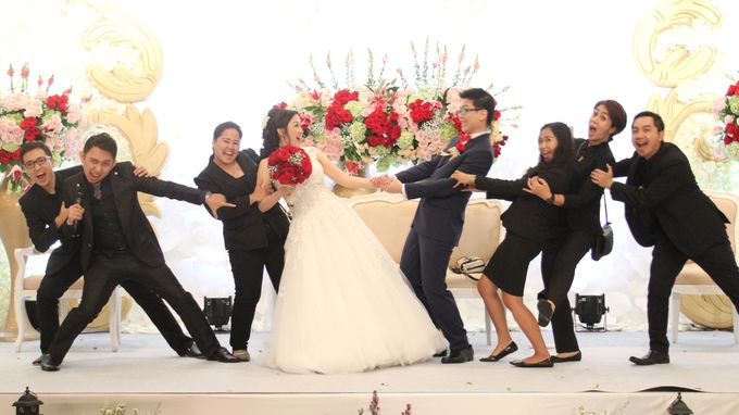 Wedding event at Millenium Hotel by X-Seven Entertainment - 002