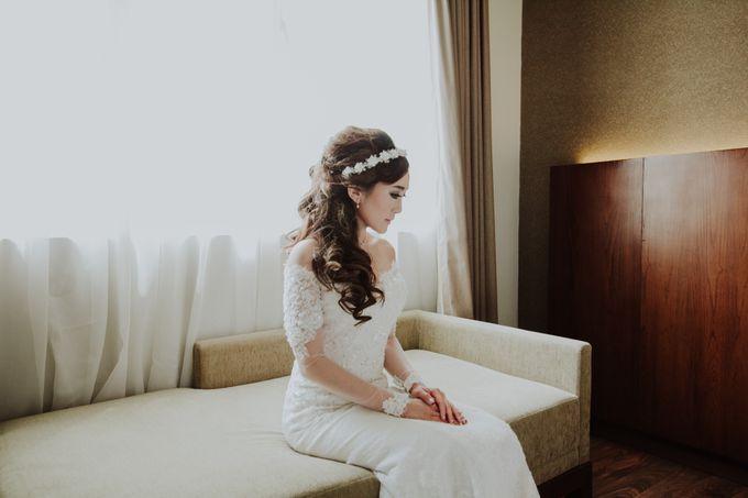 Wedding Of Yoseph and Olivia by éL Hotel International - 004