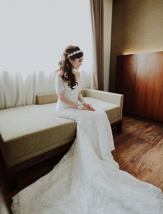 Wedding Of Yoseph and Olivia by éL Hotel International - 003