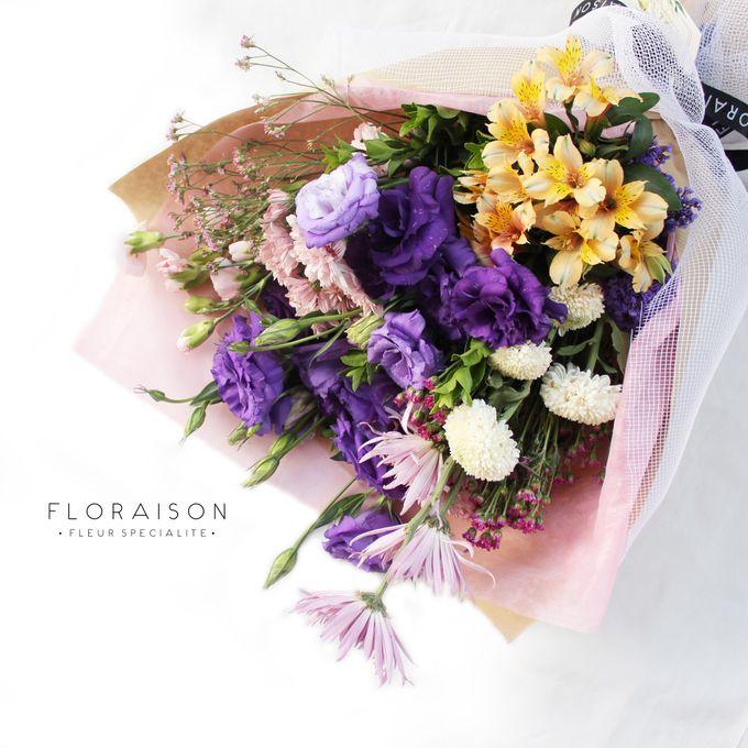Hand Bouquet by Floraison - 011