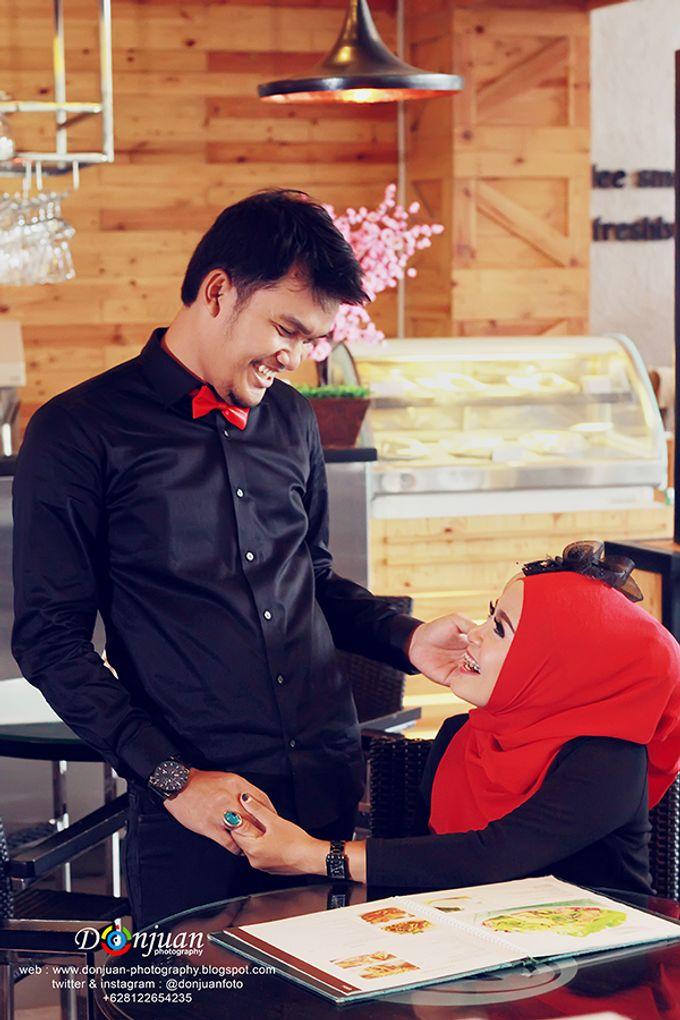 Effy & Lando Prewedding by Donjuan Photography - 001