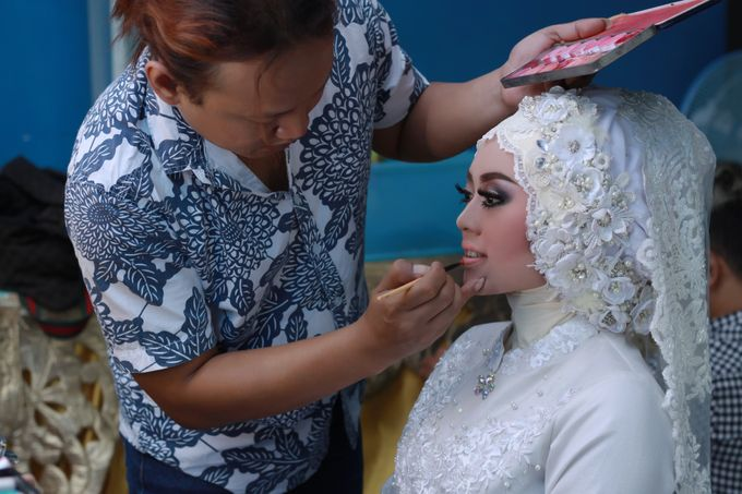 Wedding Putri & Huda by antemeridian - 004