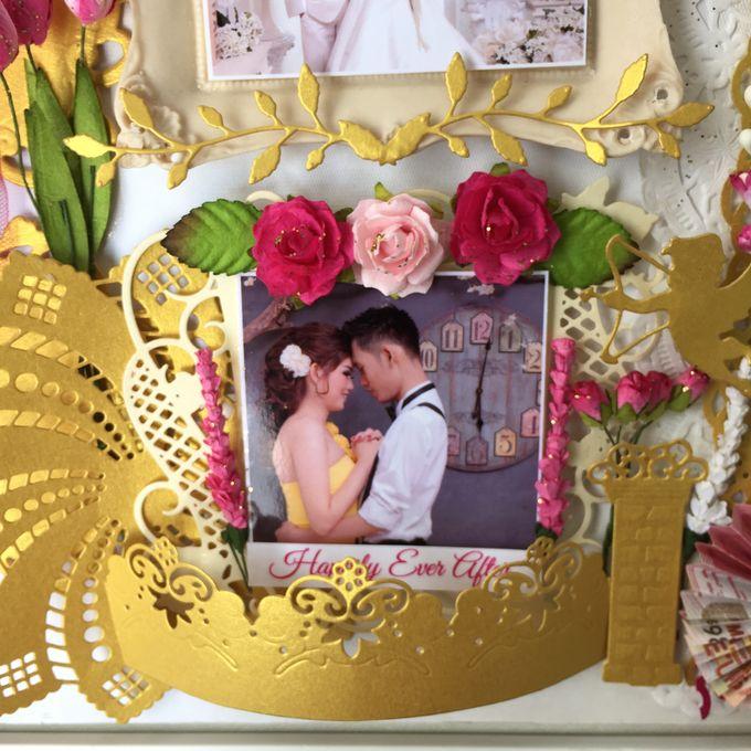WEDDING SCRAPFRAME 30X60CM by DFLcraft - 004