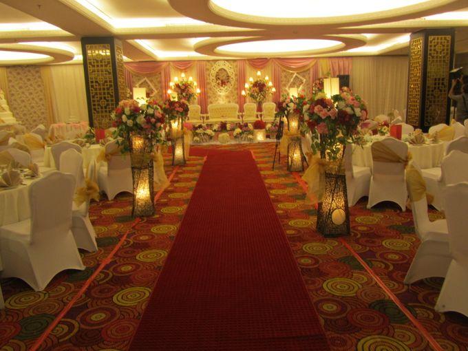 Golden Phoenix Ballroom by Merlynn Park Hotel - 001