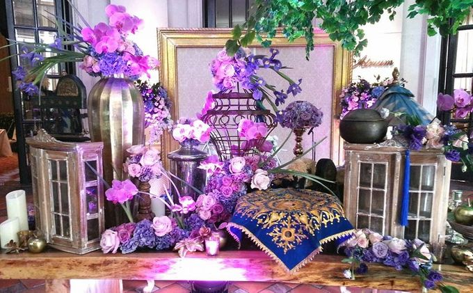 Alya & Catra - When Java meets Minang by Culture Royale Catering - 005