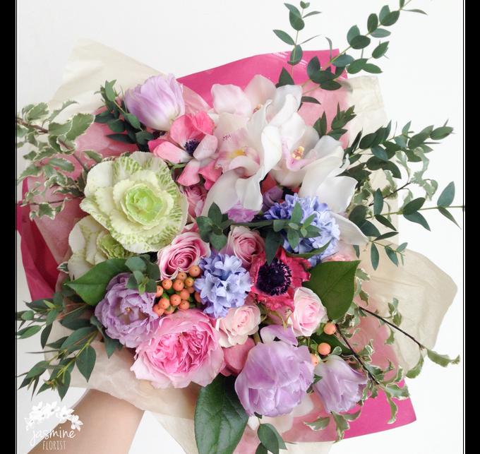 Daily Arrangements by Jasmine Florist - 010