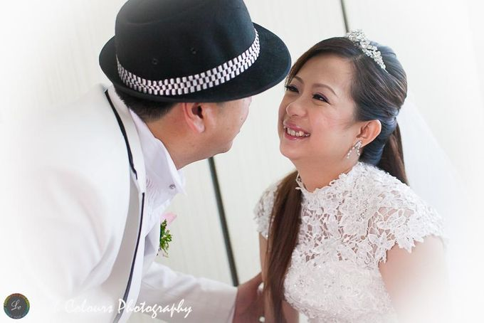 Actual Day Wedding of Jeremy and Weiling by Lush Colours Photography - 019