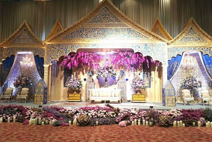 Alya & Catra - When Java meets Minang by Culture Royale Catering - 007