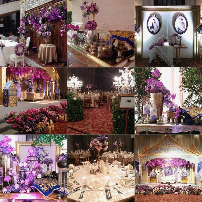 Alya & Catra - When Java meets Minang by Culture Royale Catering - 003