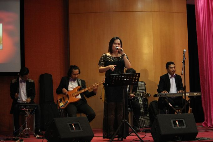 Wedding at gading premiere hall by X-Seven Entertainment - 002