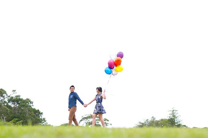 Andry & Vanessa Prewedding by Deppicto - 002