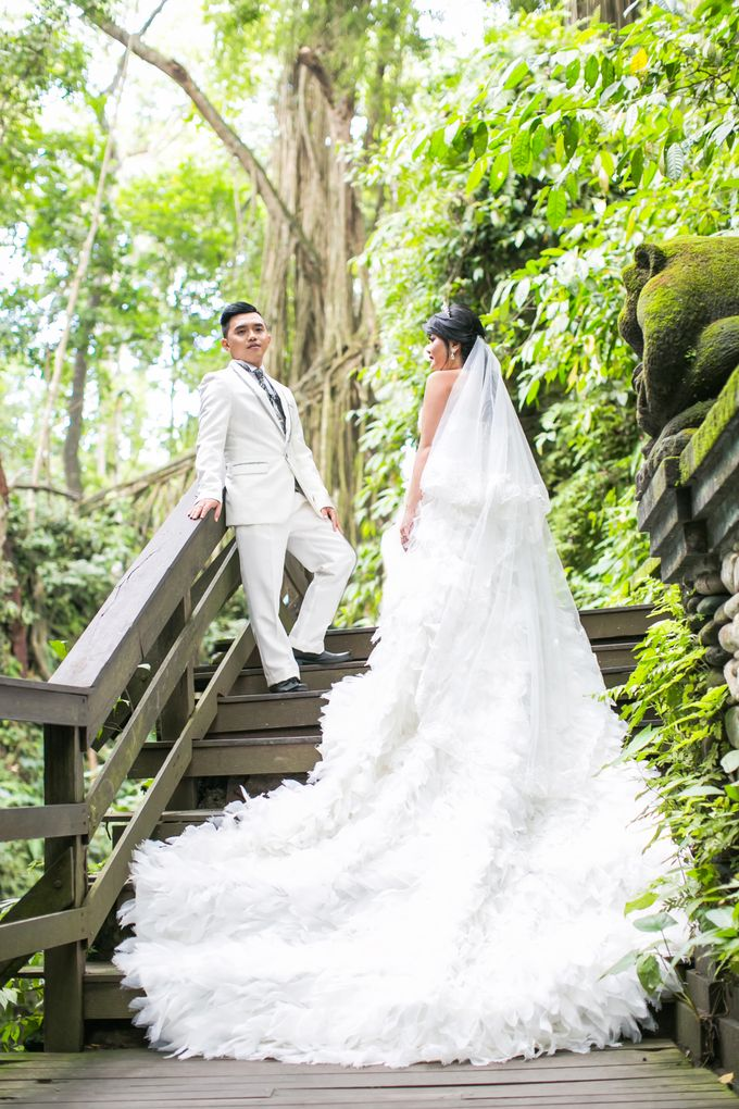The Prewedding Of Yudi & Stella by My Dream Bridal and Wedding - 001