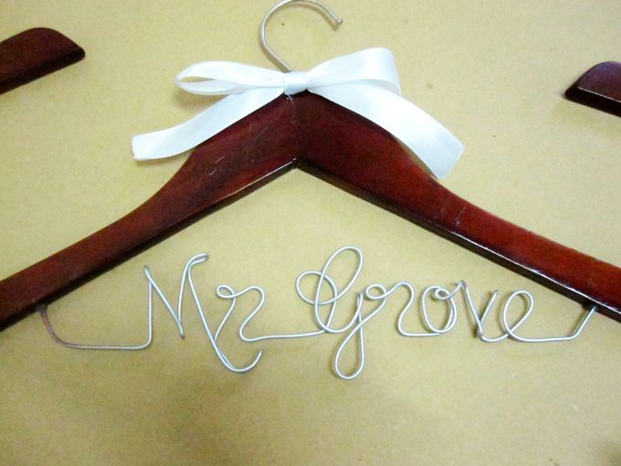 Eternity by Béllicimo Personalized Hanger & Favors - 001