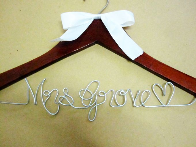 Eternity by Béllicimo Personalized Hanger & Favors - 002