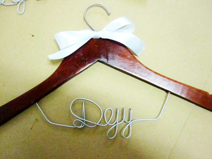 Eternity by Béllicimo Personalized Hanger & Favors - 003