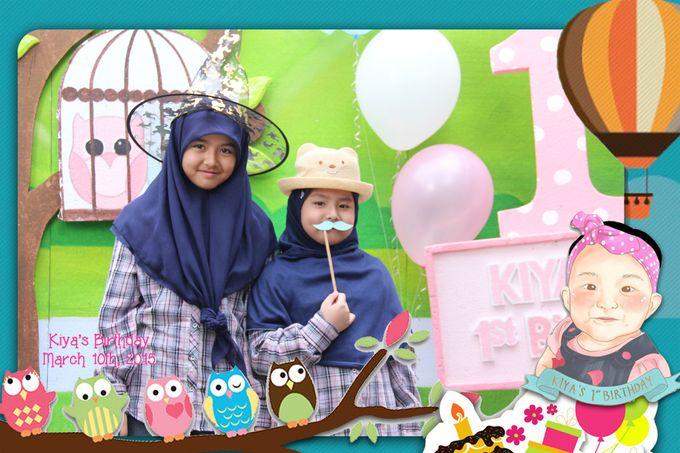 Kiya 1st Bday party by Woodenbox Photocorner - 004