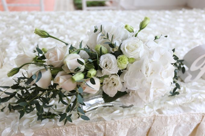 Wedding of Jamie & Liana by Rosette Designs & Co - 018