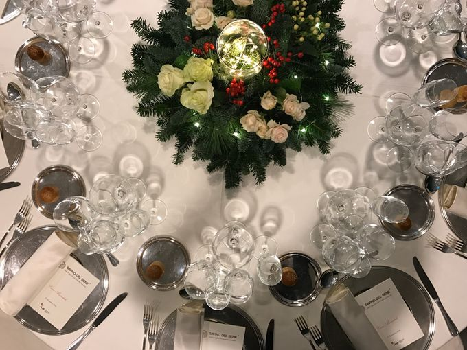 Christmas Gala Dinner by C&G Wedding and Event Designer - 003
